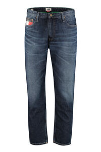 5-pocket straight-leg jeans, Straight jeans Tommy Jeans man