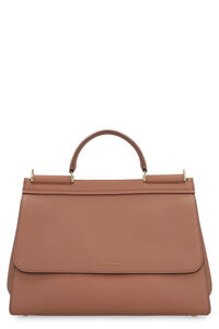 Sicily leather tote, Tote bags Dolce & Gabbana woman