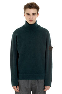 Long-sleeve turtleneck, Turtleneck Stone Island man