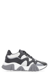 Squalo chunky sneakers, Low Top Sneakers Versace man