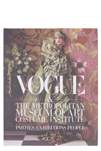 Vogue & The Metropolitan Museum of Art Costume Institute: Parties, Exhibitions, People book, Books Abrams woman