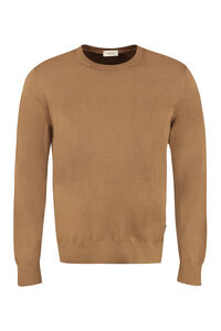 Wool crew-neck sweater, Crew necks sweaters Z Zegna man