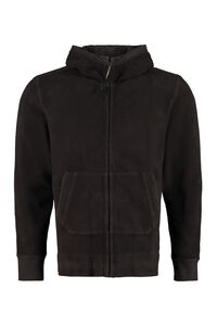 Full zip hoodie, Zip through C.P. Company man
