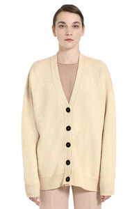 Doroty belted cardigan, Cardigan Nervure woman
