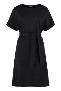 Elia cotton t-shirt dress, Mini dresses A.P.C. woman