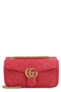 Marmont quilted leather bag, Shoulderbag Gucci woman
