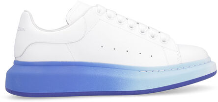 Larry leather sneakers, Low Top sneakers Alexander McQueen woman