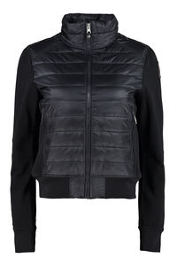 Rosy padded panel sweatshirt-jacket, Casual Jackets Parajumpers woman