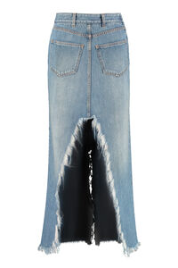 Denim long skirt, Denim Skirts Givenchy woman