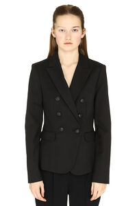 Grondaie double breasted blazer, Blazers Pinko woman
