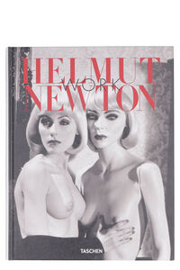 Helmut Newton Work book, Books Taschen woman