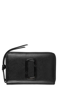Snapshot leather wallet, Wallets Marc Jacobs woman
