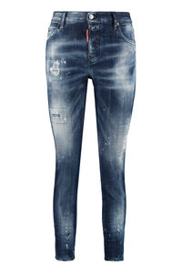 Cool Girl jeans, Skinny Leg Jeans Dsquared2 woman