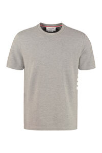 Cotton piqué T-shirt, Short sleeve t-shirts Thom Browne man