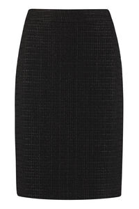 Tweed skirt, Pencil skirts Boutique Moschino woman