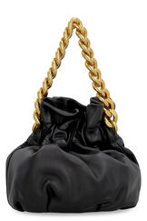 The Grace Chain leather bucket bag, Bucketbag STAUD woman