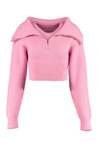 Risoul ribbed wool turtleneck sweater, Turtleneck sweaters Jacquemus woman