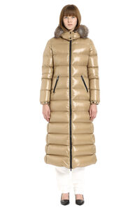 Hudson hooded down jacket, Down Jackets Moncler woman