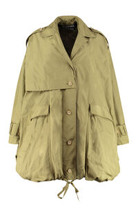 Ouro technical fabric parka, Raincoats And Windbreaker Jacquemus woman