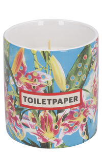 Flower with holes candle - Seletti wears Toiletpaper, Candles & home fragrances Seletti woman