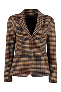 Caracas houndstooth single breast blazer, Blazers Weekend Max Mara woman