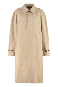 Gabardine carcoat, Raincoats And Windbreaker Balenciaga woman