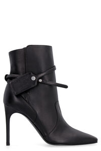 Leather ankle boots, Ankle Boots Off-White woman