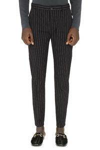 Stretch cotton trousers, Casual trousers Department 5 man