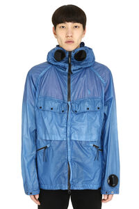 Techno fabric jacket, Raincoats And Windbreaker C.P. Company man