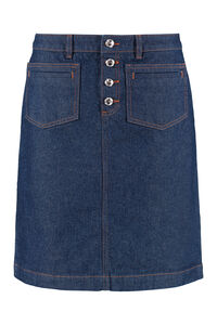 Michelle denim skirt, Denim Skirts A.P.C. woman
