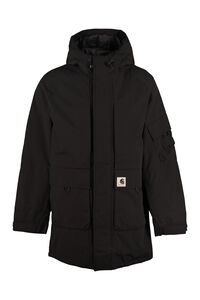 Bode technical fabric parka, Parkas Carhartt man