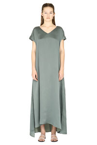 Satin dress, Maxi dresses Fabiana Filippi woman