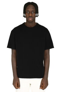Sunrise crew-neck cotton t-shirt, Short sleeve t-shirts Bottega Veneta man
