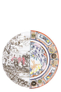 Eusapia dinner plate - Hybrid, Dining Seletti woman