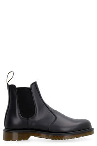 2976 leather ankle boots, Chelsea boots Dr. Martens man