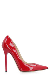 Anouk patent leather pointy-toe pumps, Pumps Jimmy Choo woman