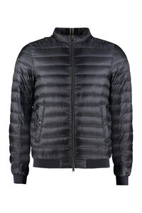 Short nylon down jacket, Down jackets Herno man