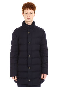 Baudier quilted down jacket, Down jackets Moncler man