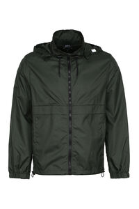 Miles nylon windbreaker-jacket, Raincoats And Windbreaker A.P.C. man