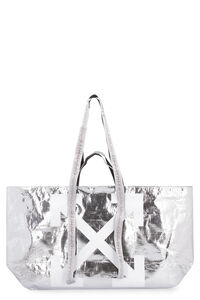Metallic tote bag, Tote bags Off-White woman