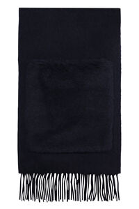Fringed scarf, Scarves Max Mara woman