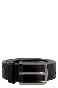 Leather belt, Belts Bottega Veneta man
