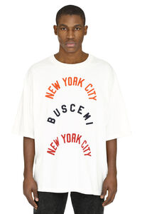 Oversize cotton t-shirt, Short sleeve t-shirts Buscemi man