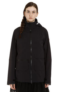 Pacifica hooded techno jacket, Raincoats And Windbreaker Canada Goose woman