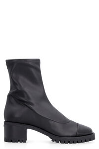 Leather ankle boots, Ankle Boots Giuseppe Zanotti woman