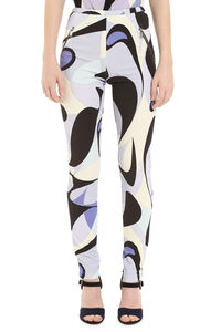 Alex print leggings, Track Pants Emilio Pucci woman