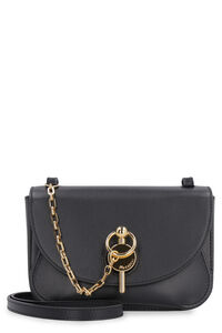 Keyts leather shoulder bag, Shoulderbag JW Anderson woman
