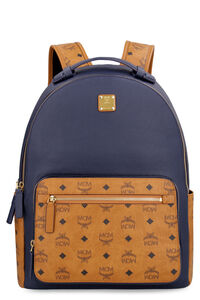 Stark canvas backpack, Backpack MCM woman