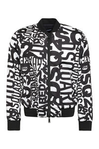 Nylon bomber jacket, Bomber jackets Dsquared2 man