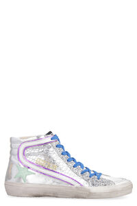 Slide high-top sneakers, High Top sneakers Golden Goose woman